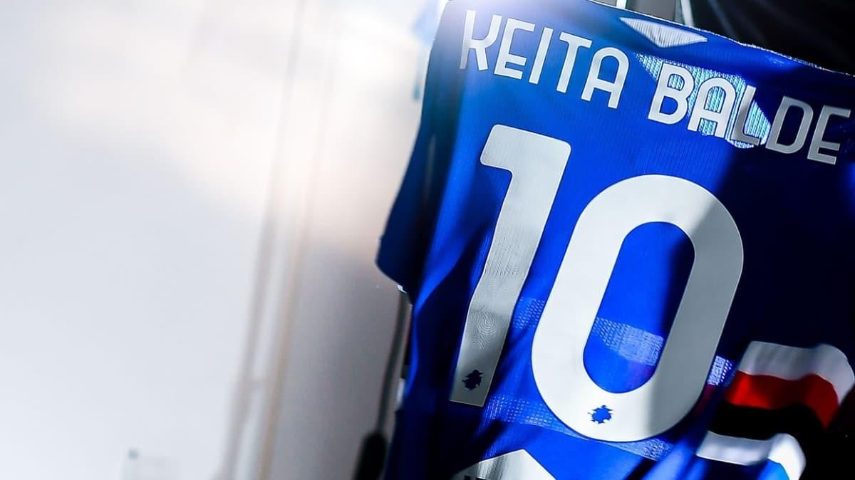 Sampdoria Monaco'dan Keita Balde'yi kiraladı