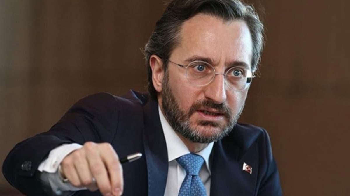 """İletişim Başkanı Altun'dan ABD'li siyasilere sert tepki: """"Azerbaycan'ın yanında olmaya devam edeceğiz"""""""