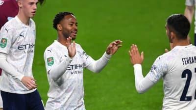 İngiltere Lig Kupası'nda favoriler çeyrek finale yükseldi