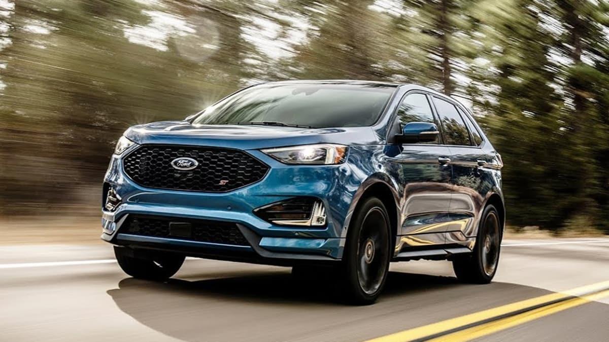 Otomotiv devi Ford, 700 binden fazla aracını geri çağırıyor: Yedek kameralar kararabilir