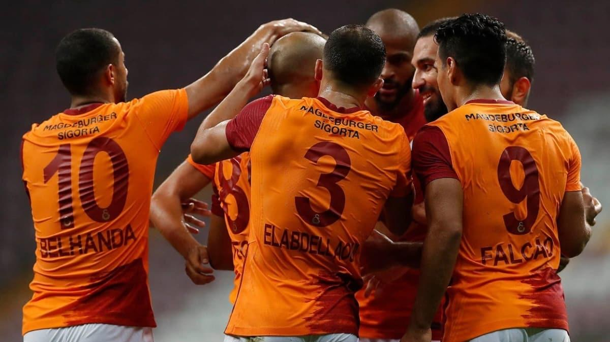 Umudumuz sende Galatasaray! Muhtemel 11'ler