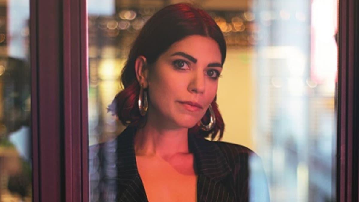 Öğretmen dizisinin Zeynep Talaslı'sı Ceren Moray'dan sağlık için vitamin takviyesi