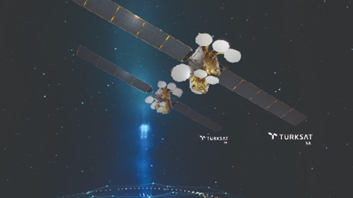 TÜRKSAT 5A uydusu Ulaştırma ve Altyapı Bakanlığı ve Türksat yetkilileri tarafından teslim alındı