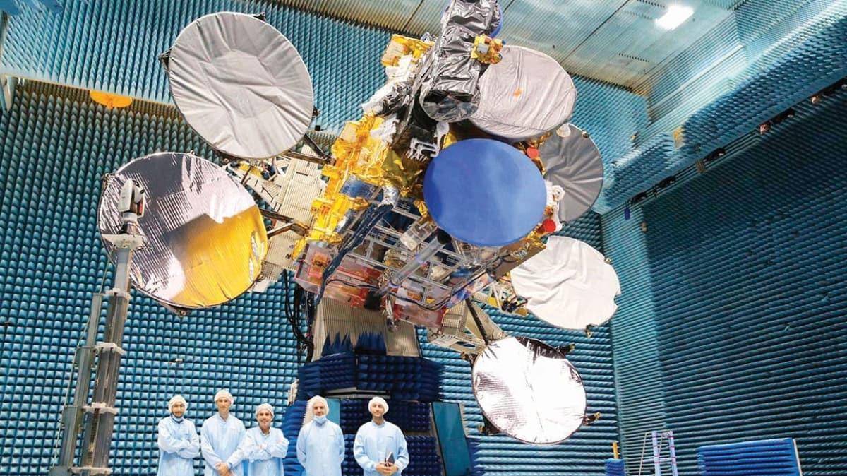 'Türksat 5A' 30 Kasım'da uzaya fırlatılıyor