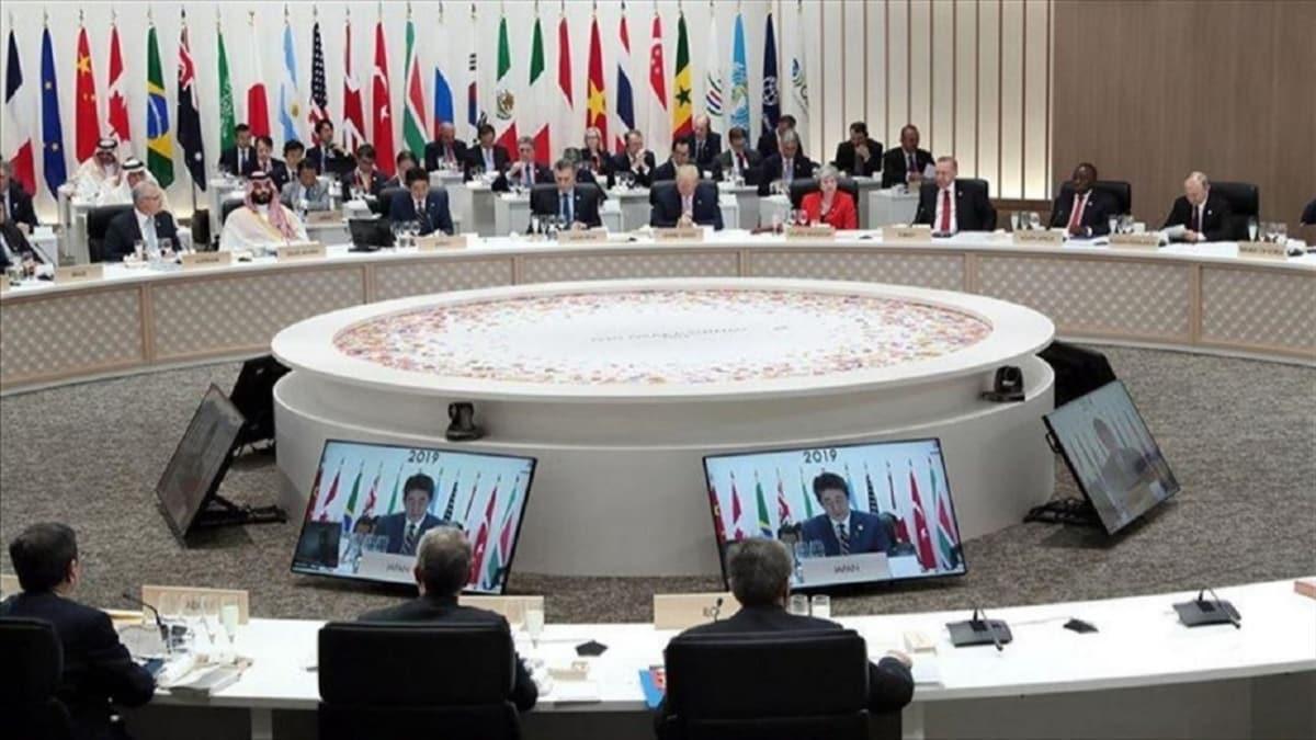 ABD'li gazeteden lider ülkelere çağrı: G-20'ye katılmayın