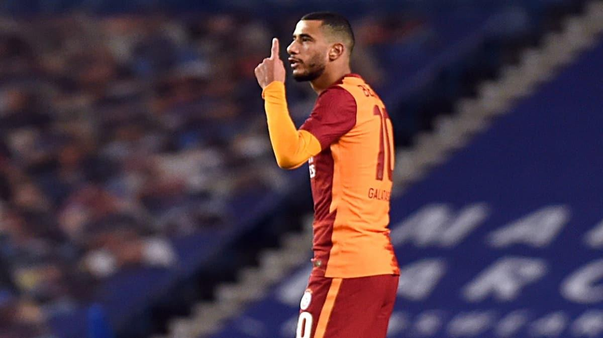 Belhanda, Nice ile anlaştı! Galatasaray'ın kasasına girecek rakam için iki iddia