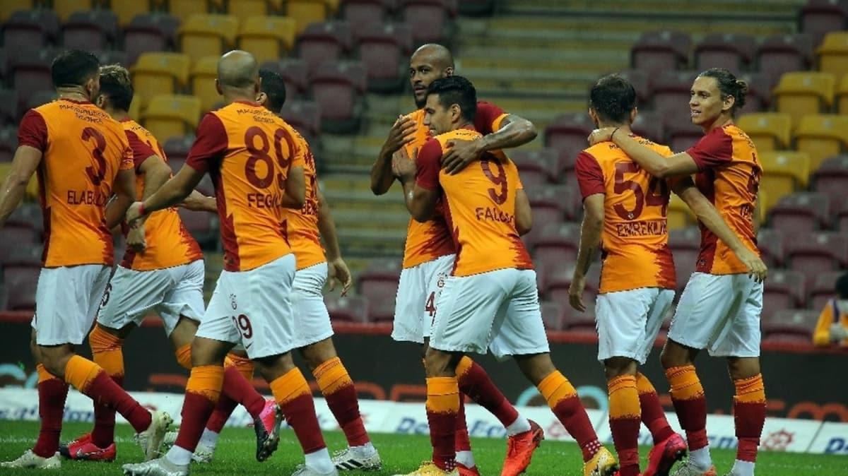Kasımpaşa ile Galatasaray 33. randevuda