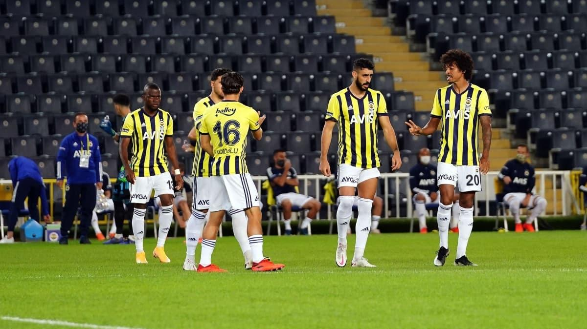 Fenerbahçe, Karagümrük'ü konuk ediyor! Muhtemel 11'ler