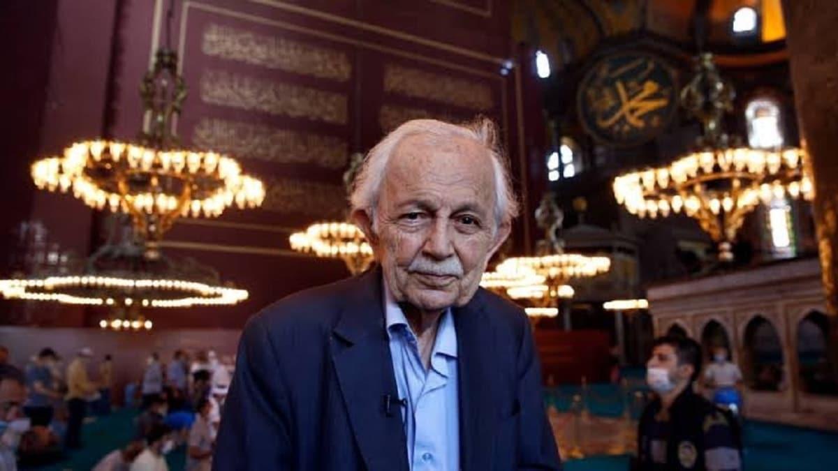 Bediüzzaman Said Nursi'nin talebelerinden Mehmet Fırıncı hayatını kaybetti
