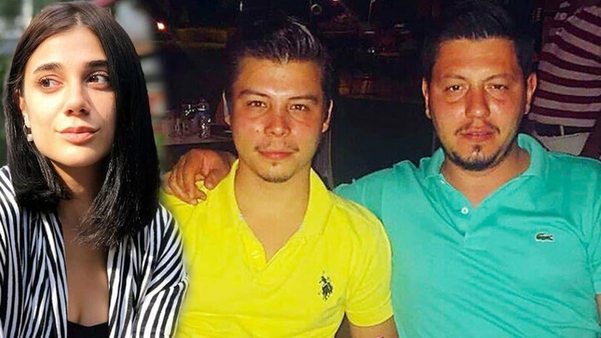 Pınar Gültekin'in katilinden kardeşine tüyler ürperten sözler: Bozulan kokoreçleri yakıyorum