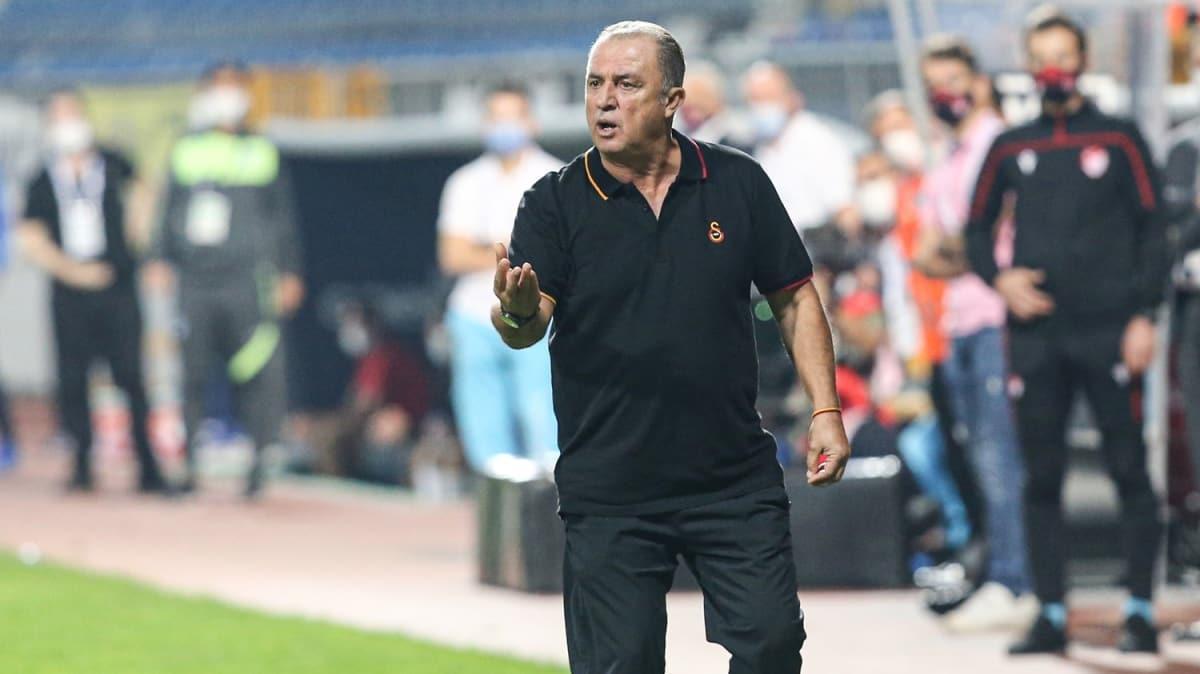 Fatih Terim: 'Galatasaray'ı değil maçı bıraktım'