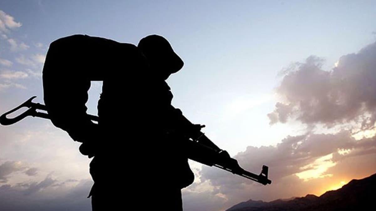 Lice'de 1 terörist ölü ele geçirildi