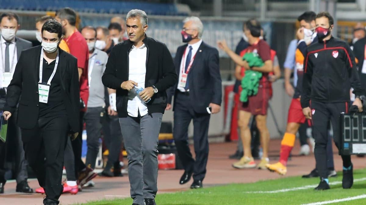 Mehmet Altıparmak: 'Galatasaray'ın bir tane net pozisyonu vardı'