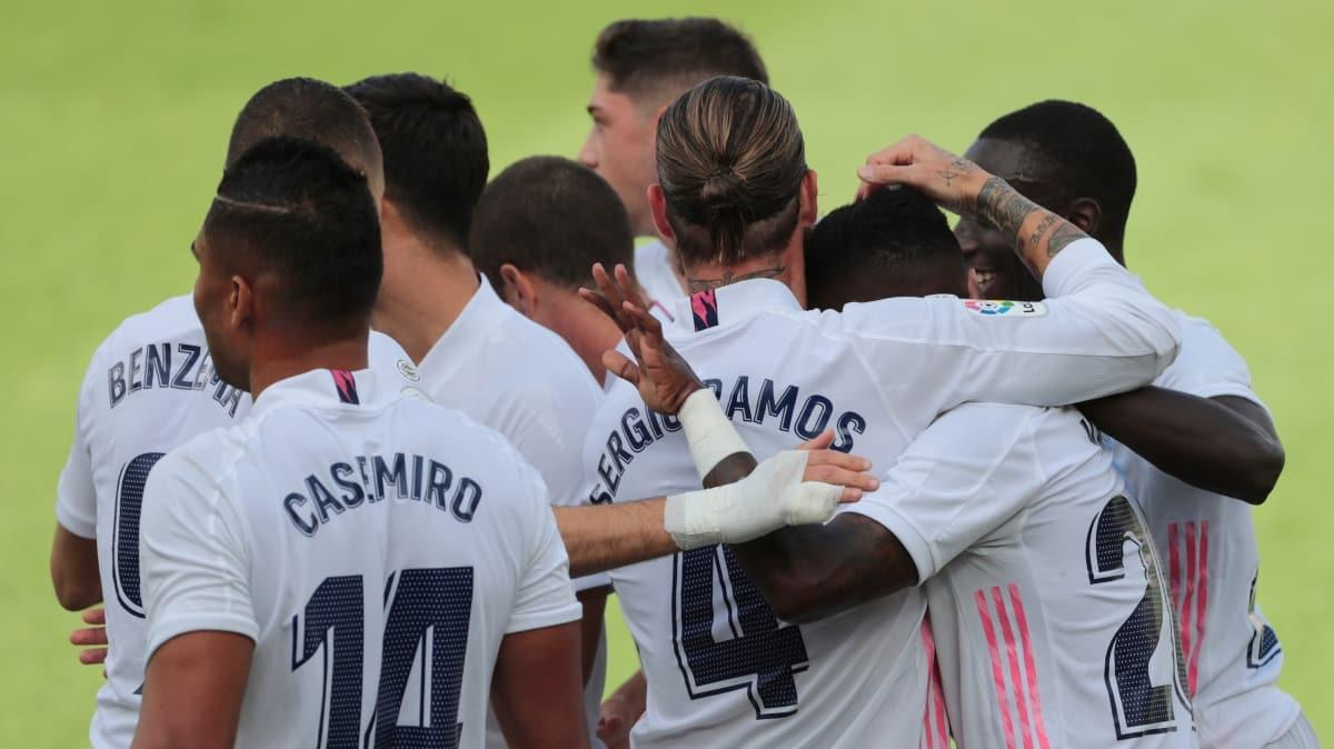 La Liga'da Real kazandı, Barça takıldı