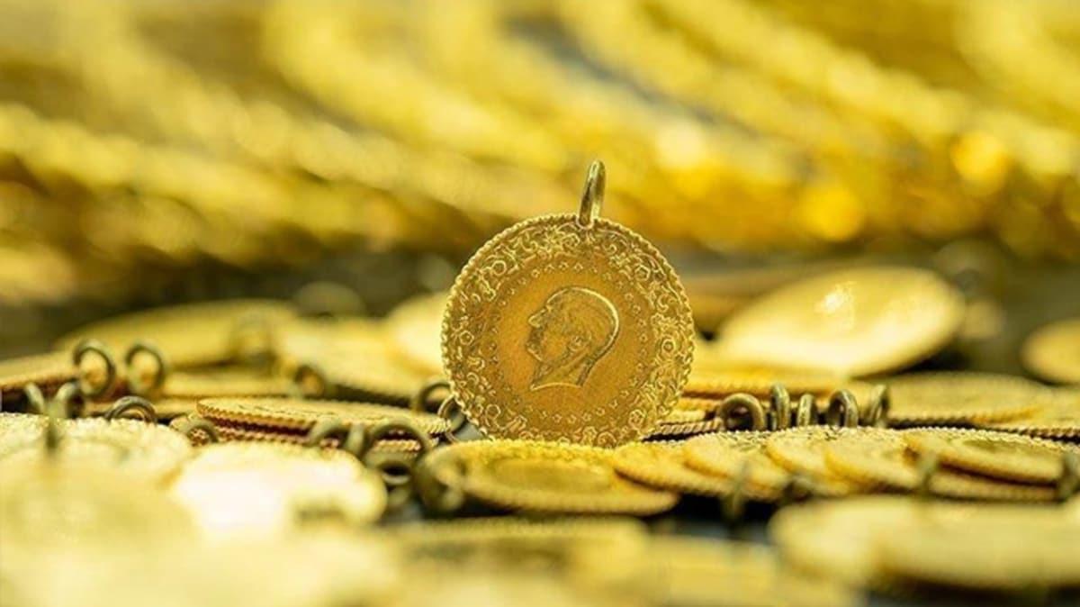 Gram altın yükselişe geçti! İşte altın fiyatları