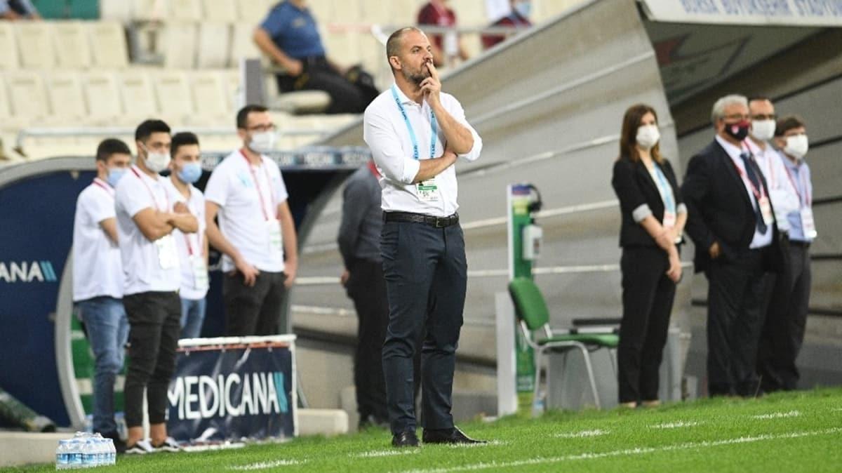 Bursaspor geçen sezonu arıyor