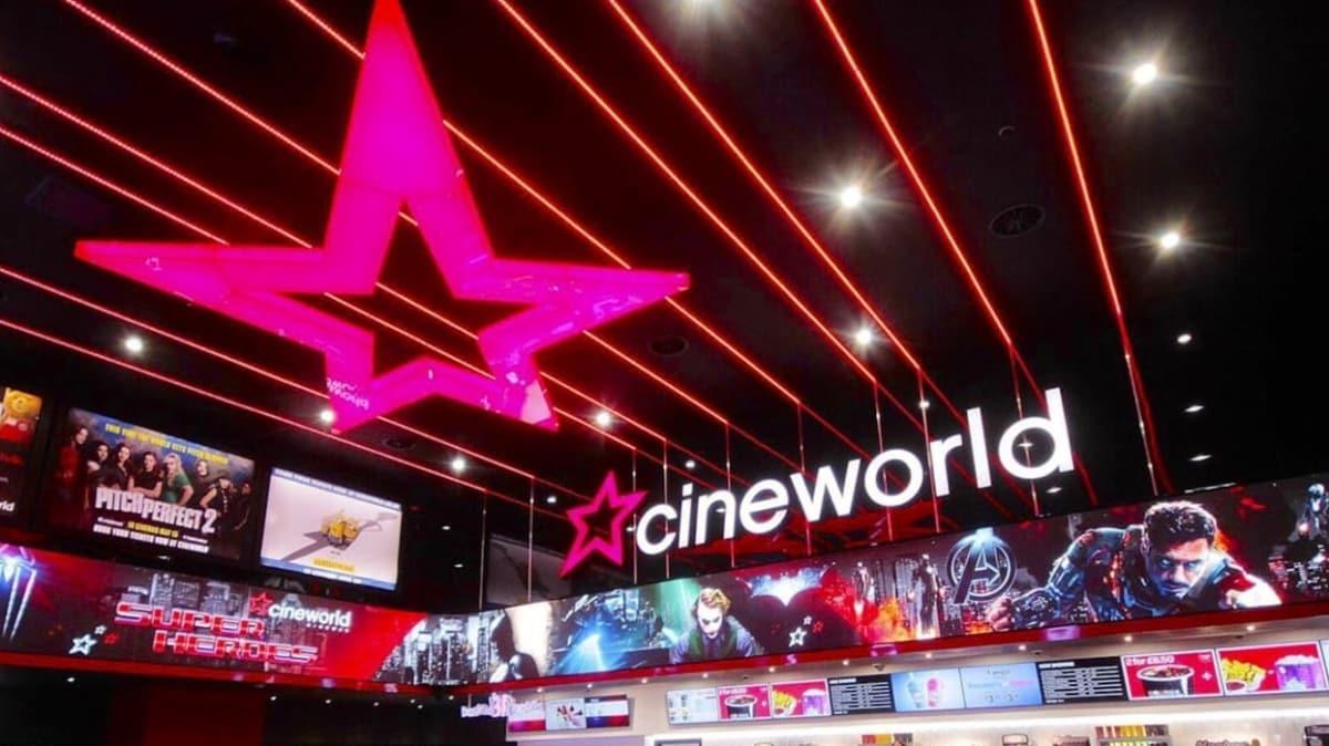 İngiliz sinema zinciri Cineworld kepenk indirdi: 45 bin kişi işsiz kalabilir