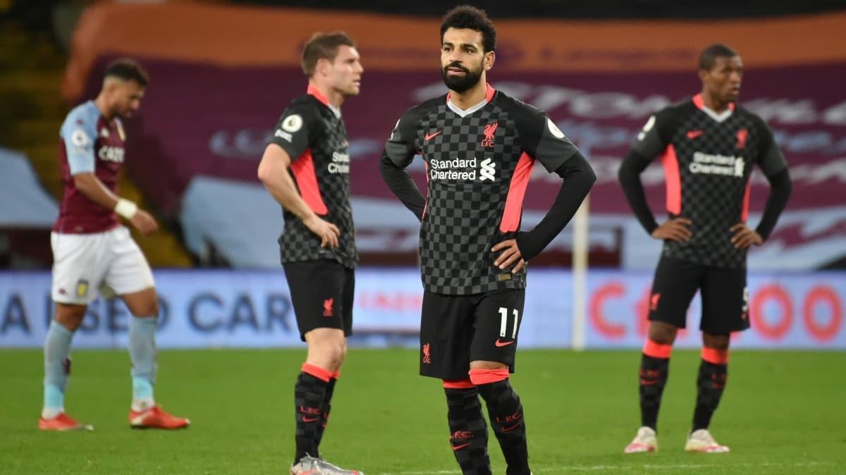 Manchester United'ın ardından Liverpool da tarihi bir hezimete uğradı: 7-2