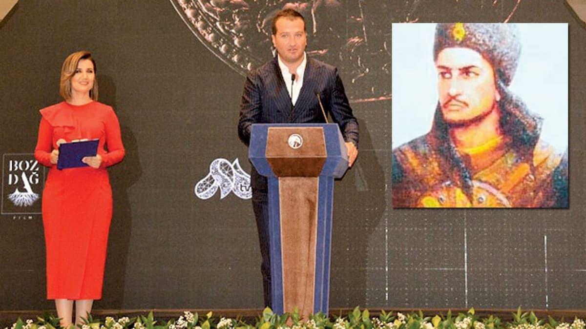 Celaleddin Harezmşah dizisine Özbekistan'da gala