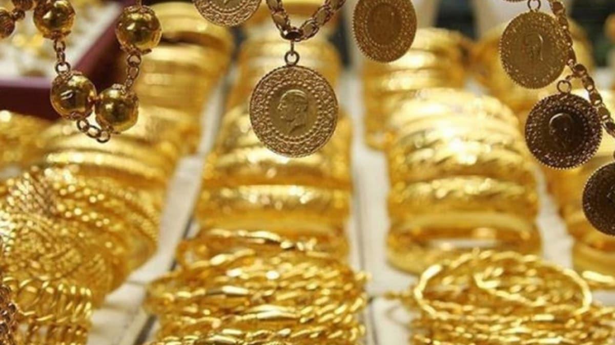 Altını olanlar dikkat: Gram altın 480 liraya dayandı