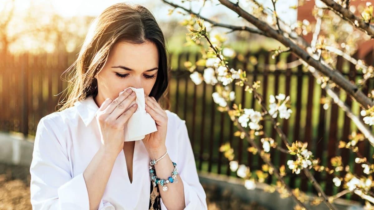 Sonbahar alerjisini Kovid-19 ile karıştırmayın