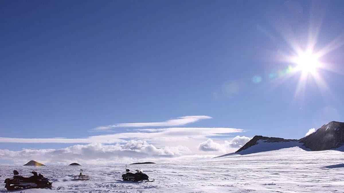 Dünya Meteoroloji Örgütü uyardı... Antarktika üzerindeki ozon deliği maksimum büyüklüğe ulaştı!