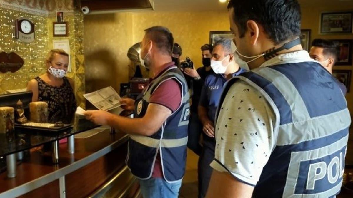 Otellerde HES kodu zorunluluğu: Yabancıları kapsamayacak