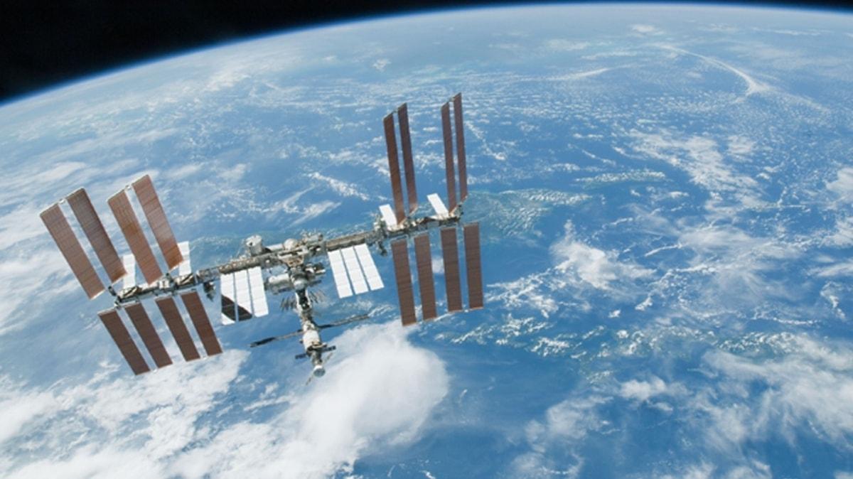 Çıplak gözle görülebilecek: Uluslararası Uzay İstasyonu, İstanbul ve Ankara'nın üzerinden geçecek