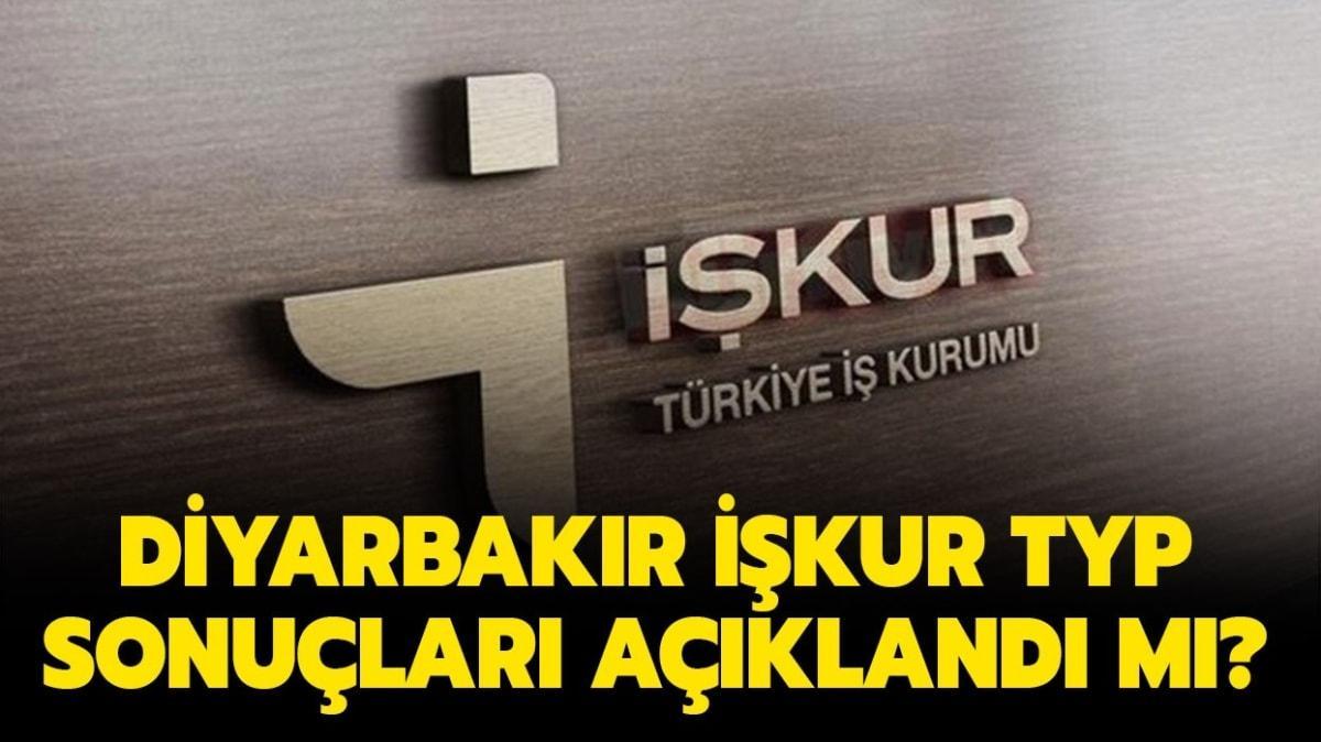 """İŞKUR kura sonuçları sorgulama ekranı! Diyarbakır İŞKUR TYP kura sonuçları açıklandı mı"""""""