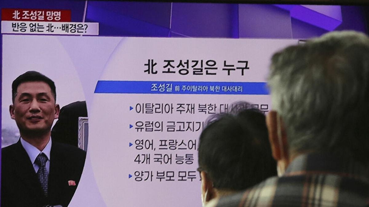 Kuzey Kore'yi karıştıran iddia: 2 yıl önce kaybolan diplomat Güney Kore'ye sığındı