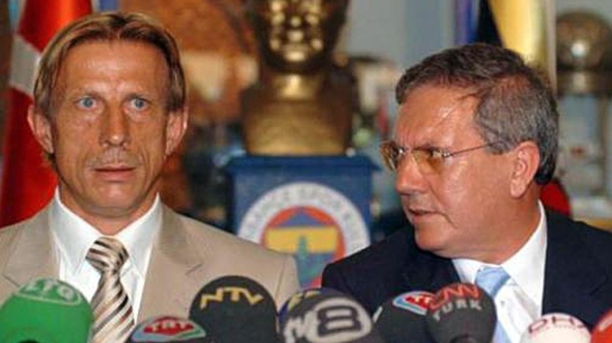 Daum: Hooijdonk'u Galatasaray da isteyince Aziz Yıldırım ile Hollanda'ya gittik