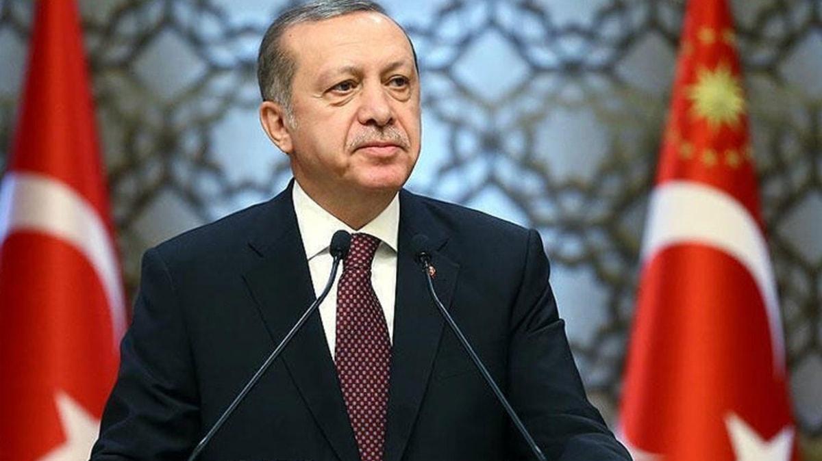 """Başkan Erdoğan'dan net mesaj... """"Kısa bir hatırlatma"""""""