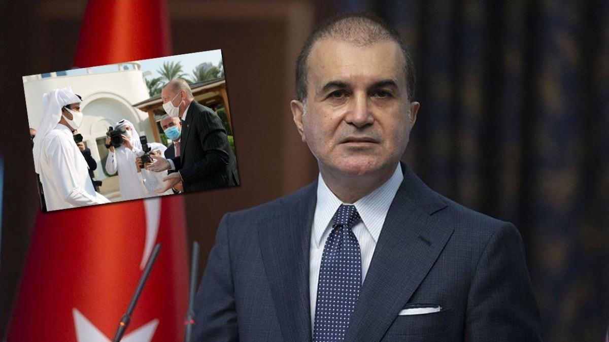 Kılıçdaroğlu'nun iddialarına AK Parti Sözcüsü Çelik'ten videolu yanıt