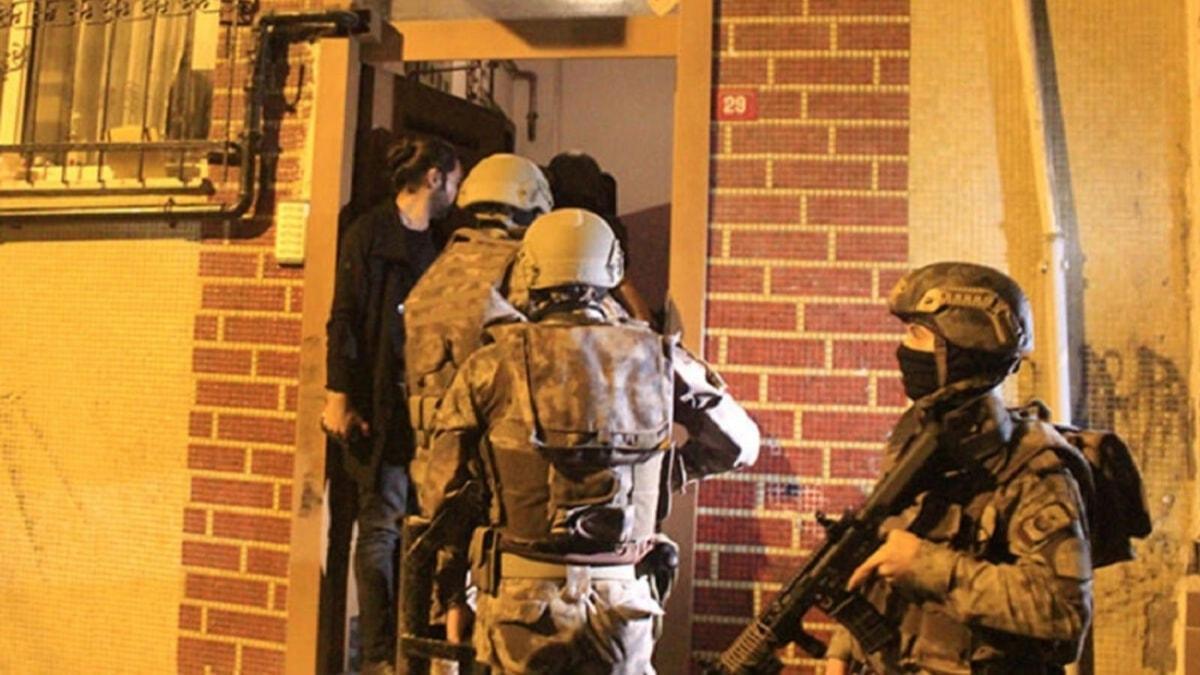 İstanbul Emniyetinden DEAŞ'a operasyon