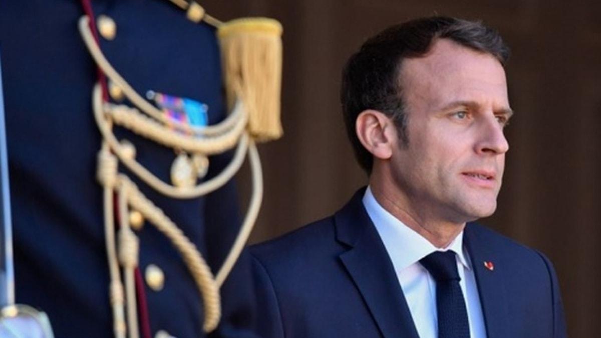 Macron'un İslam'ı hedef alması ülkedeki İslam karşıtı aşırı sağcıları harekete geçirdi