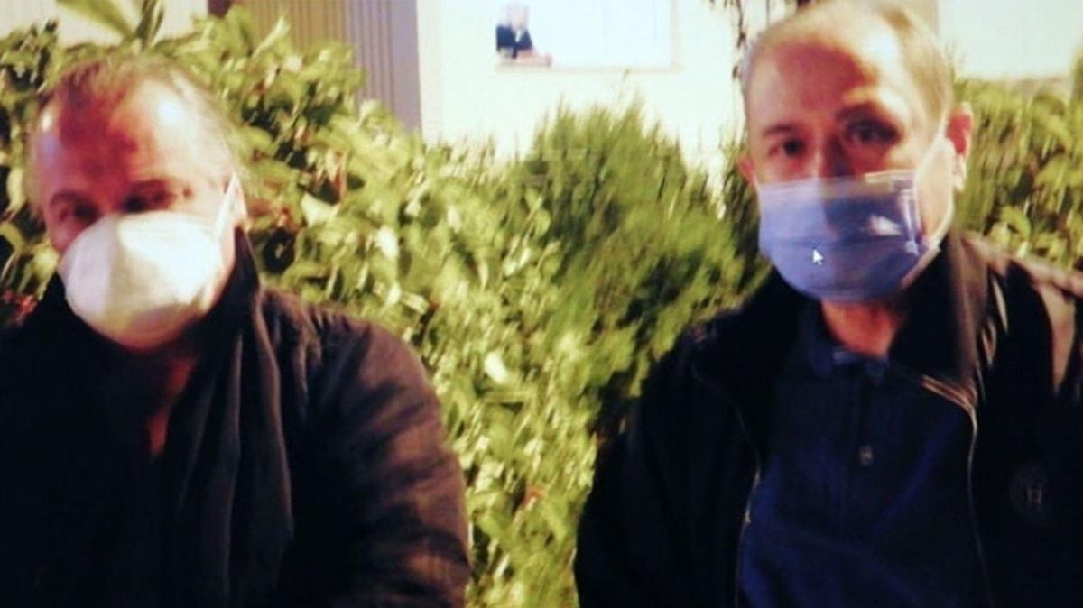 FETÖ firarisi eski emniyet müdürleri Cemil Ceylan ile Hüsrev Salmaner hücre evinde yakalandı
