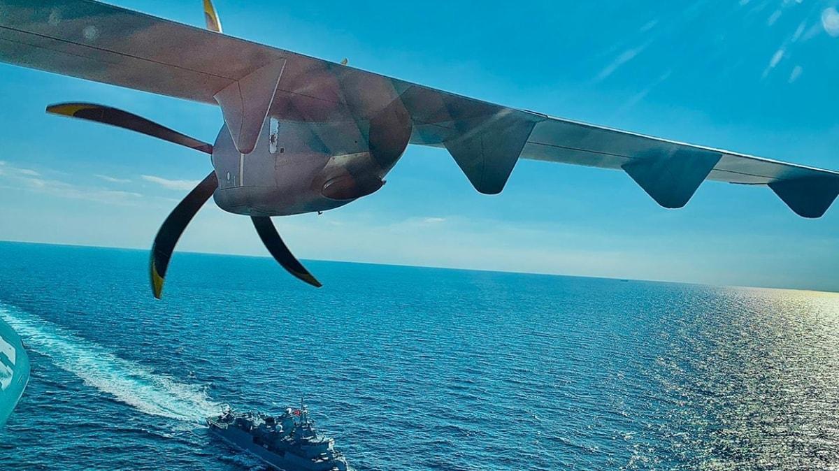 MSB: 6 adet deniz karakol uçağının kabul faaliyetlerine başlandı