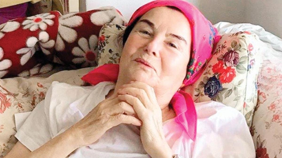 Fatma Girik hakkında çıkan iddialar için konuştu! 'Ameliyat olmadım'