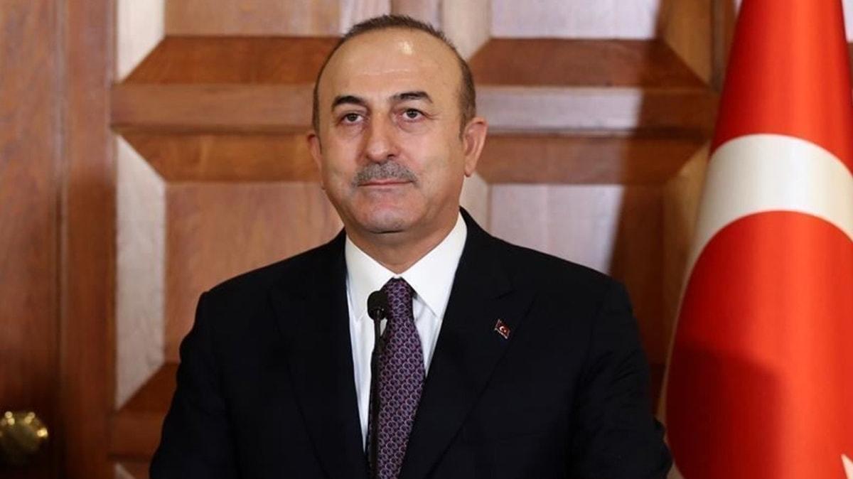 Dışişleri Bakanı Çavuşoğlu, Kanada Dışişleri Bakanı Campagne ile görüştü