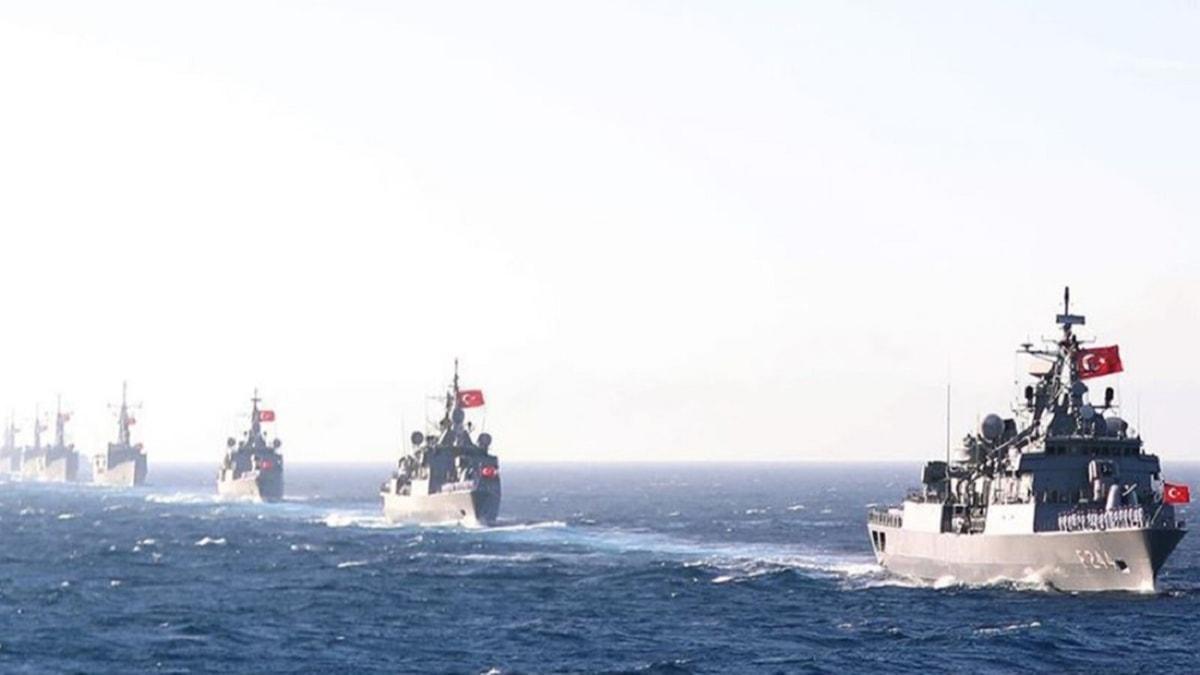 """Türkiye'den yeni NAVTEX ilanı... Yunanistan'a bir """"Lozan"""" ikazı daha"""