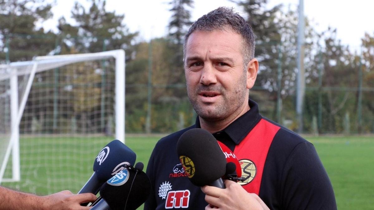 Eskişehirspor'un yeni teknik direktörü İlhan Var: Buraya savaşmaya geldik