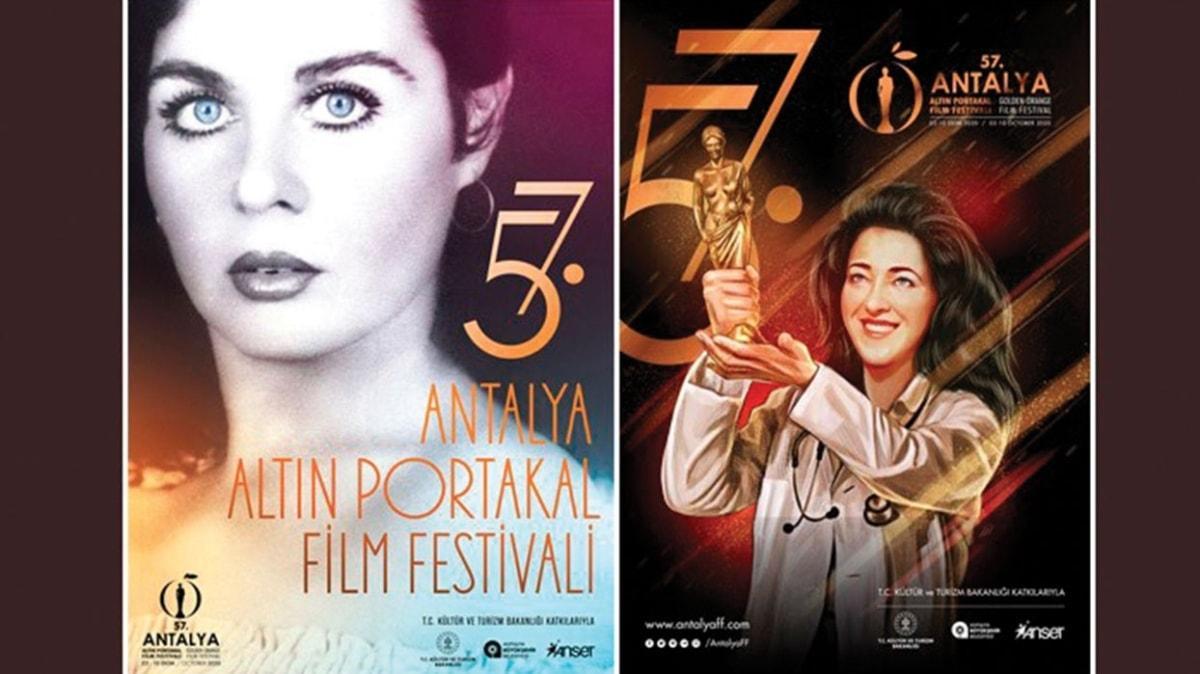 Altın Portakal'da ödüller 57. kez dağıtılıyor