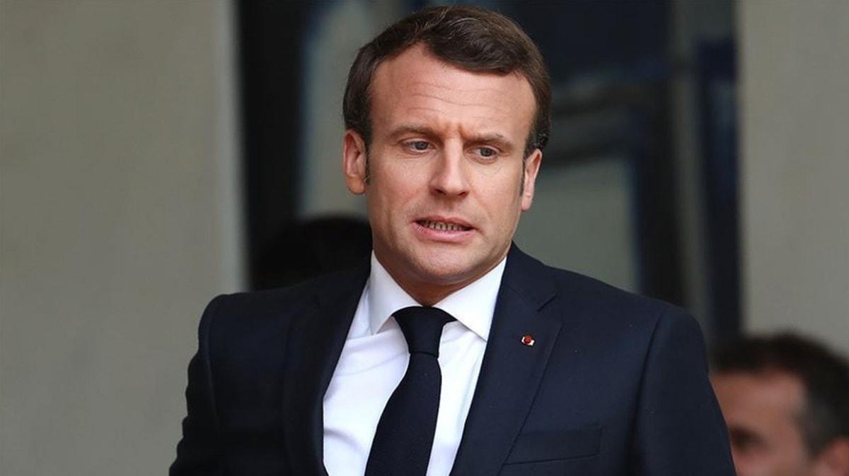 Elysee Sarayı'nda istifa depremi... Macron'a danışman dayanmıyor!
