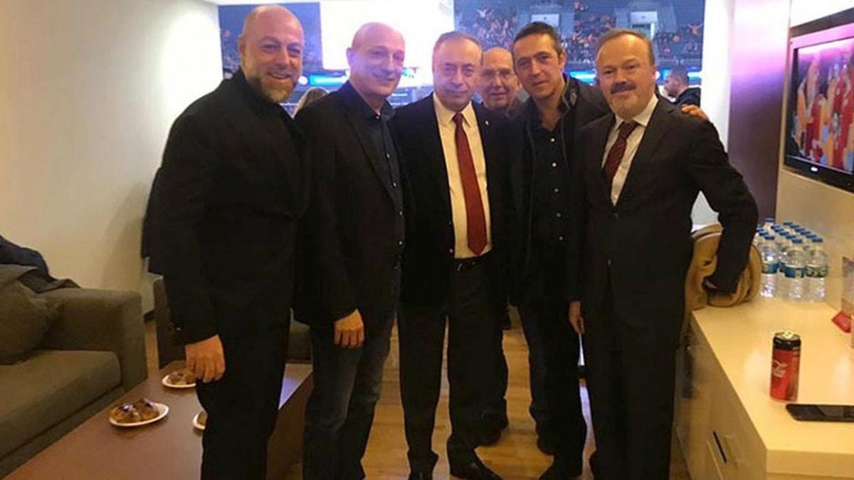 Fenerbahçe loca çözümünü Galatasaray ile paylaştı