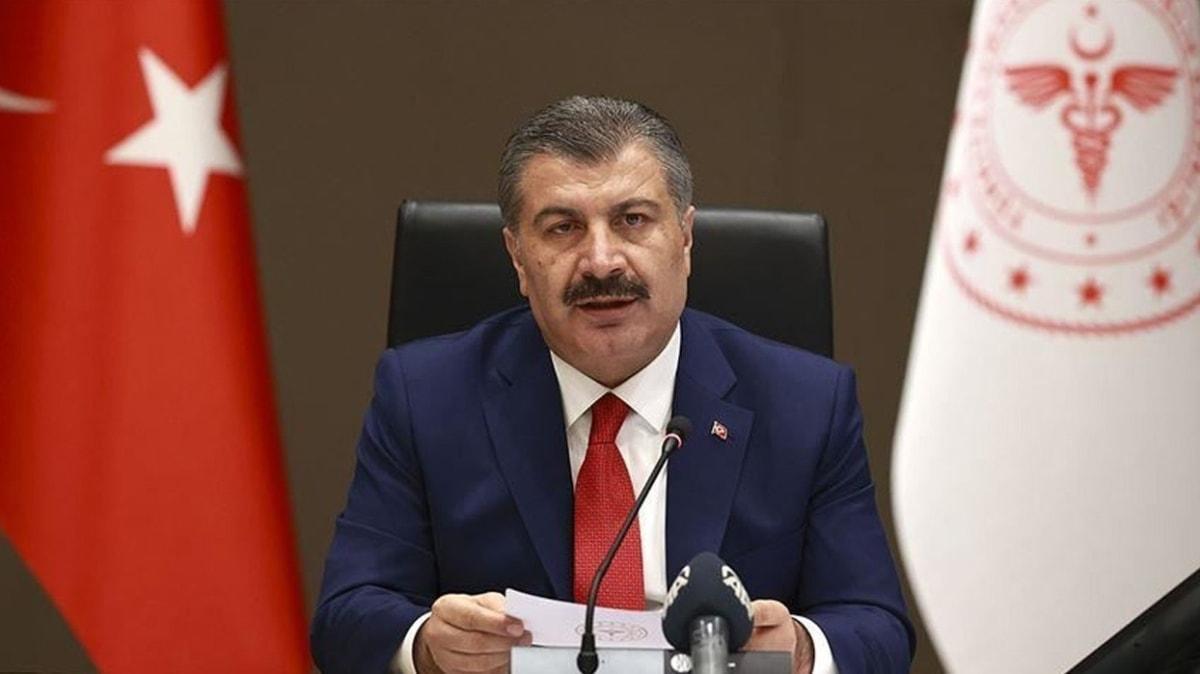 Sağlık Bakanı Koca'dan Adana'da önemli açıklamalar