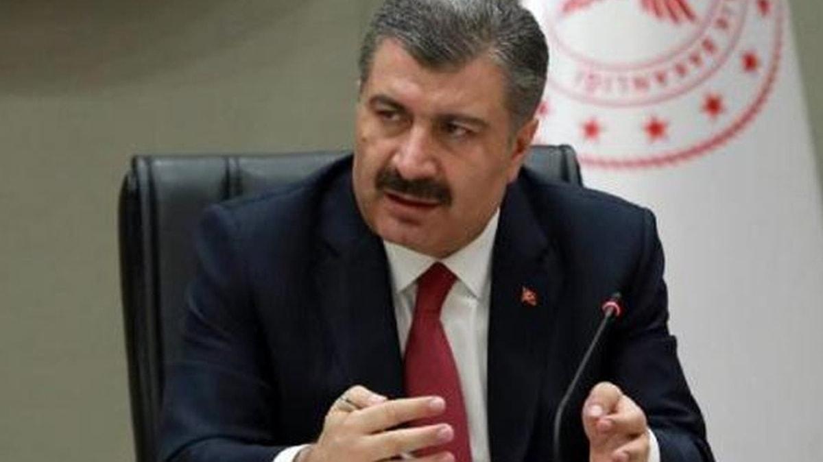 Sağlık Bakanı Koca'dan koronavirüs açıklaması: Salgının hızını kestik