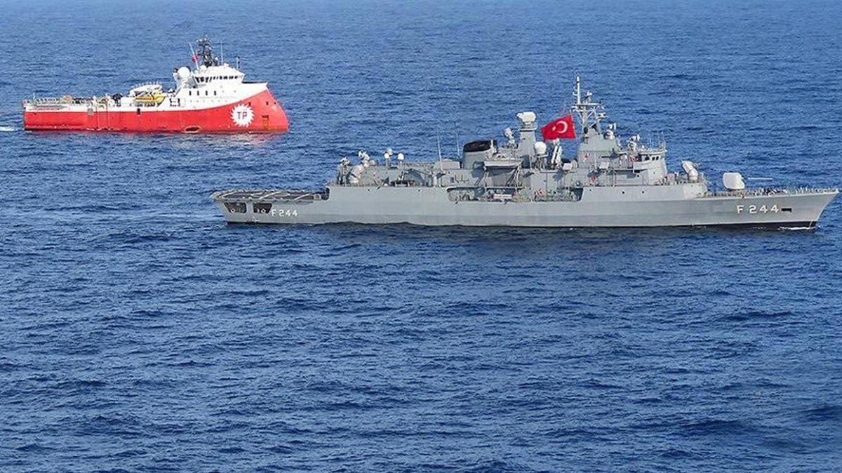 Türkiye'den Doğu Akdeniz'de yeni Navtex ilanı