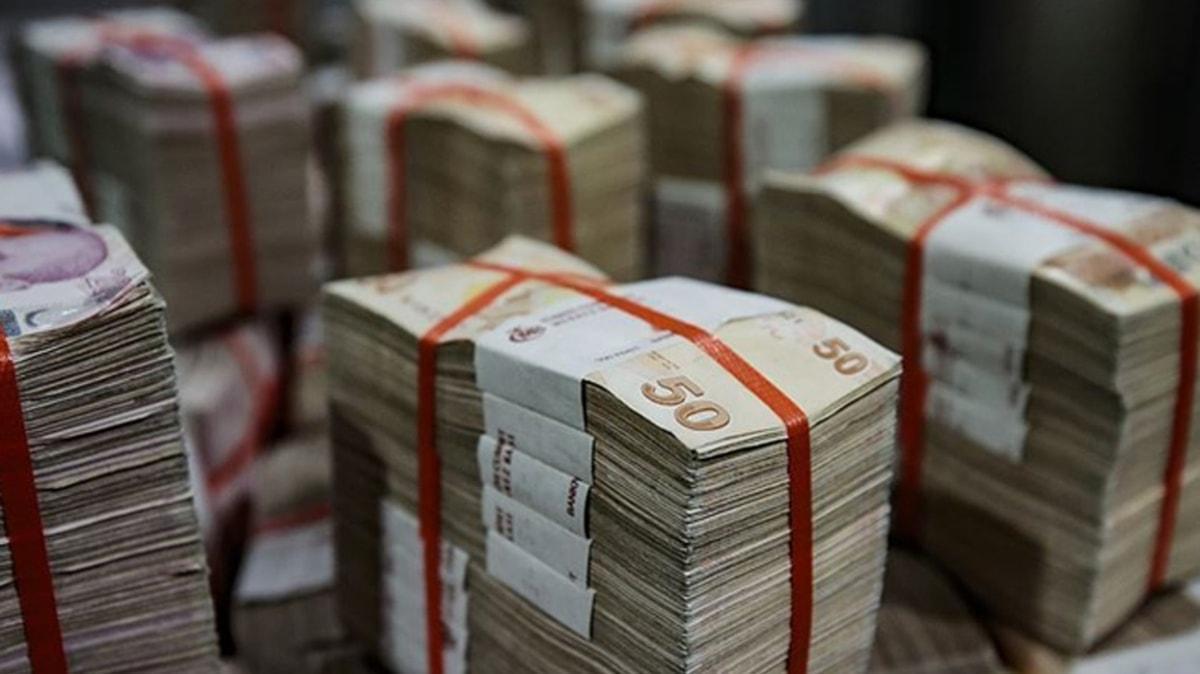 Ödenekte aslan payı yaklaşık 528 milyar lirayla Hazine ve Maliye Bakanlığına ayrıldı