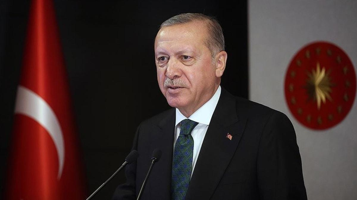 Başkan Erdoğan, 17 Yaş Altı Kız Milli Voleybol Takımı'na başarı diledi