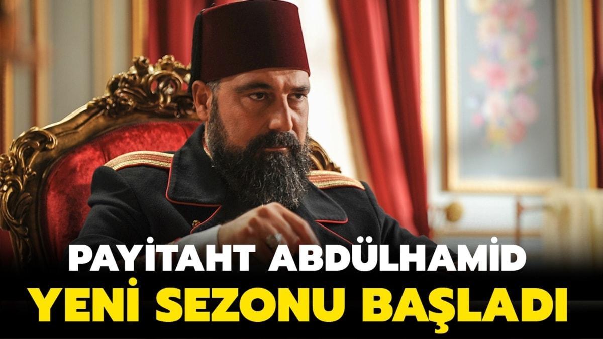 """Payitaht Abdülhamid yeni sezon 1. bölümde neler oldu"""" Payitaht Abdülhamid 121. bölüm fragmanı yayınlandı!"""
